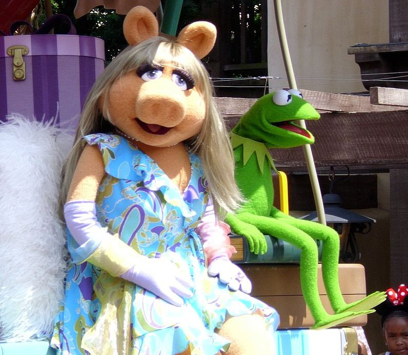 Berliner Fashion Week: Miss Piggy als Ehrengast