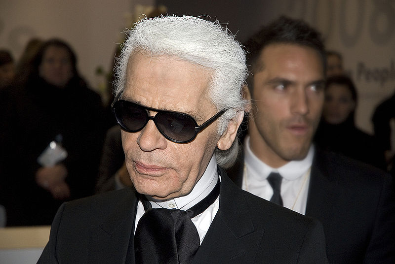 Lagerfeld: Chanelshow im Fashion-Flieger