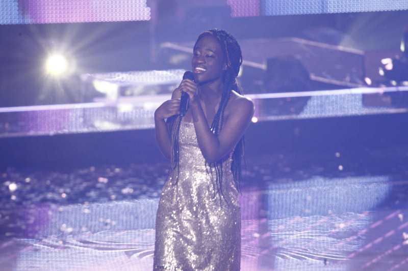 """The Voice of Germany"" Ivy Quainoo siegt"