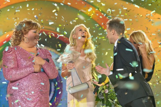"Jenny Elvers-Elbertzhagen gewinnt ""Promi Big Brother"" 2013"