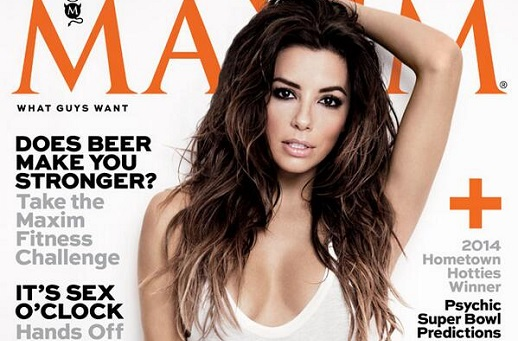 "Eva Longoria ist ""Woman of the Year"" 2014"