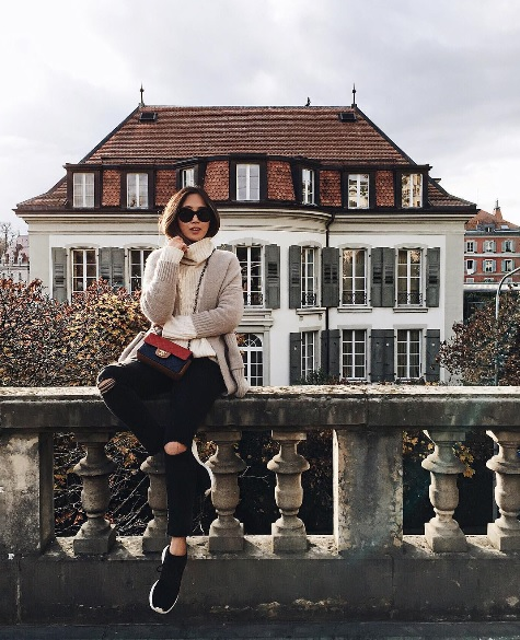 Aimee Song Foto: Instagram / songofstyle