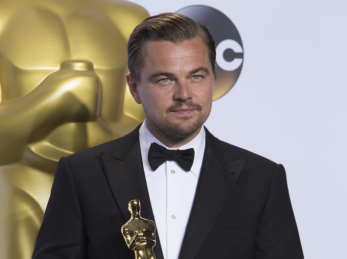 And the Oscar goes to… Leonardo DiCaprio