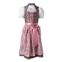 C&A Glamour-Dirndl in Rosa