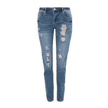 s.Oliver Boyfriend Destroyed-Jeans