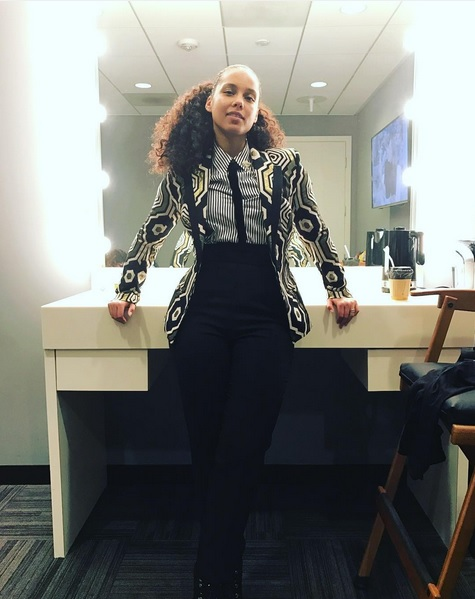 Alicia Keys Foto: Instagram / aliciakeys