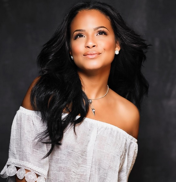 Der Beauty-Look von Christina Milian