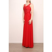 Marinetta Design Rotes Abendkleid