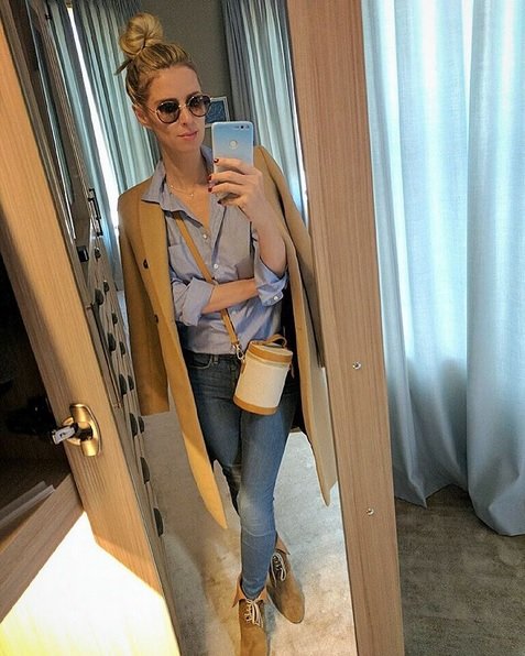 Starstyle: Der Winter-Look von Nicky Hilton