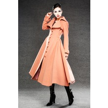 Wolle Winter Coat
